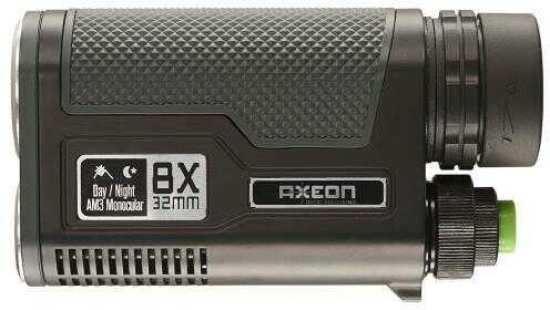 AXEON Am3 8X42 Monocular With 500 Lumen Flashlight