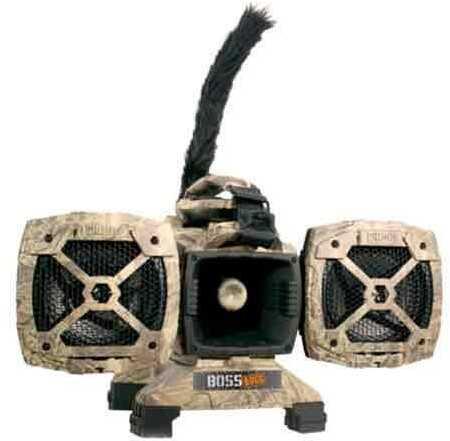 Primos Electronic Caller Boss DOGG Predator W/100 Sounds