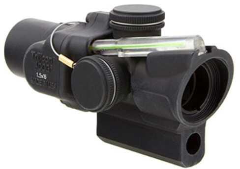Trijicon Compact ACOG 1.5X16 Green Ring/Dot Short M16 Base