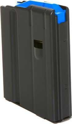 Cpd Magazine AR15 6.5 Grendel 5Rd Blackened Stainless Steel