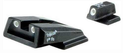 Trijicon S&w M&p Shield, Night Sight Set Md: Sa39-c-600714