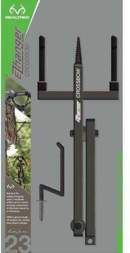 "Realtree EZ Hanger Crossbow Holder 23"" 2-Arm W/1 EZ-Hook"