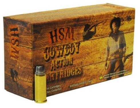 HSM Cowboy Ammo 38 Special 158 Grain RFP Low-Velocity 50-Pk