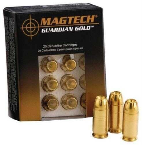 Magtech Ammo Gold 357 Magnum 125 Grain JHP 20-Pack