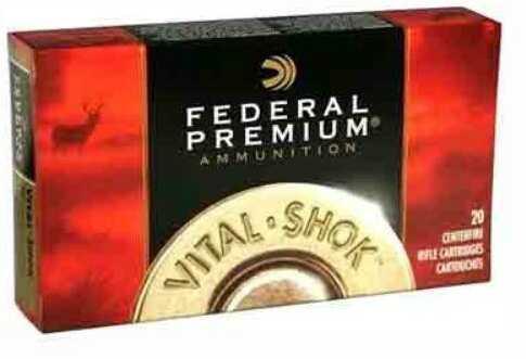 Federal Ammo Premium 30-06 165 Grain Nosler BTip 20-Pk