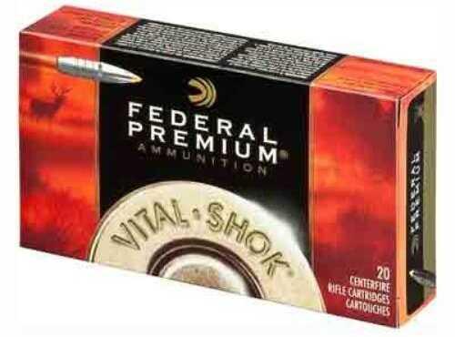Federal Ammo Premium 30-06 SPFLD 200 Grain Trophy Bonded Bc 20-Pk