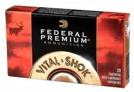 Federal Ammo Premium 300Wm 180 Grain Trophy Copper 20-Pk