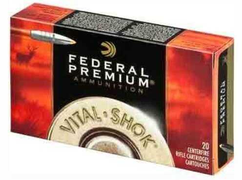 Federal Ammo Premium 338 Federal 200 Grain Trophy Bonded Tip 20-Pk