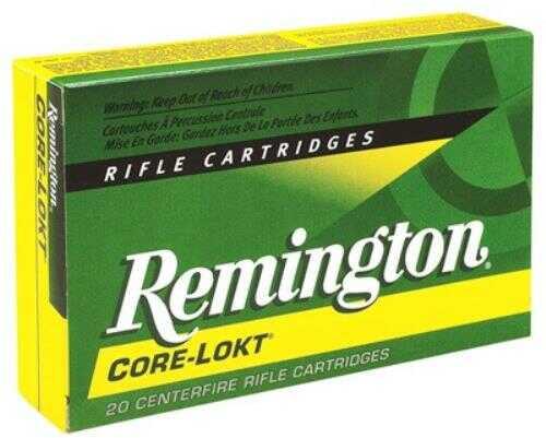 Remington Ammo 264Wm 140 Grain PSP Core-LOKT 20-ROUNDS