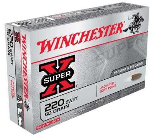 WIN 220 SWIFT 50G PSP 20/BX