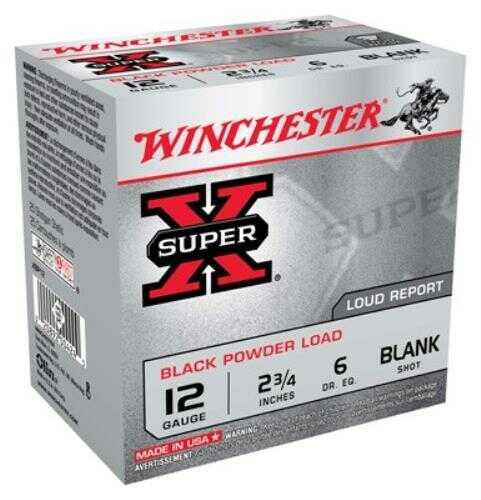 WinchesterWin BLANKS 12 Ga. 2 3/4