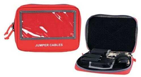 GPS Jumper CABLES Kit Pistol Case Medium 1-Handgun Red