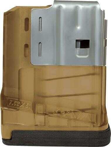 Lancer Magazine L7AWM SR-25 7.62X51 10Rd Translucent FDE