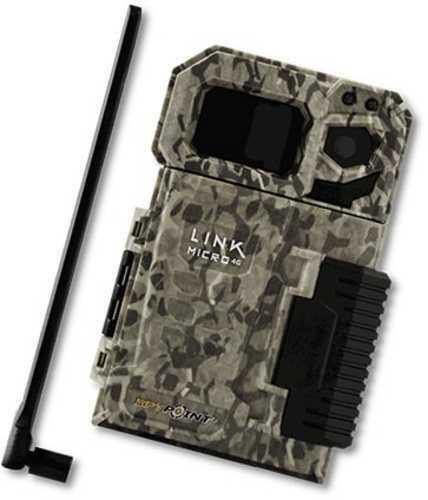 SPYPOINT Trail Cam Link Micro VERIZON 12MP Low Glow Camo