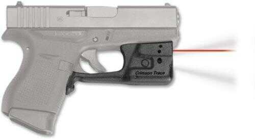 Crimson Trace Rail Master Pro - Glock 42/43 Md: LL-803
