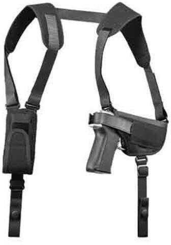 MICHAELS Pro-PAK HZTL-Shoulder Holster #1 RH/LH Nylon Black