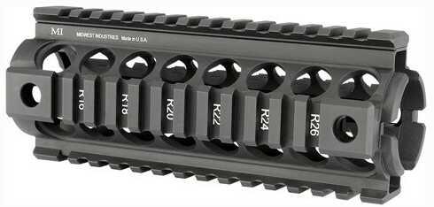 Mi Quad-Rail Drop In For DPMS SPORTICAL LR-308