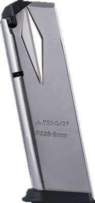 Mecgar Sig 15 Round High Cap Nickel Md: MGP22815N