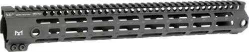 """Midwest Industries Gen 3 M-Series Handguard Fits AR Rifles 15"""" M-LOK Black Finish MI-G3M15"""