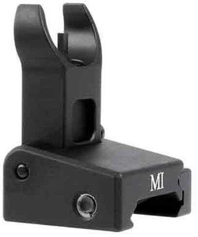Midwest Industries Sight Fits Picatinny Black Front Low Profile Flip Up MI-LFFR