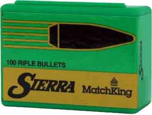 Sierra Bullets 7MM .284 183 Grains HP-BT Match 100CT