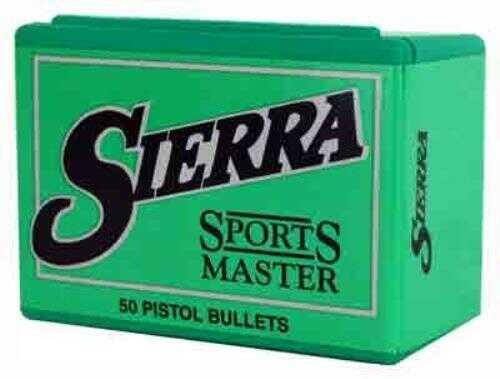 Sierra Bullets 10MM .400 165 Grains JHP 100CT