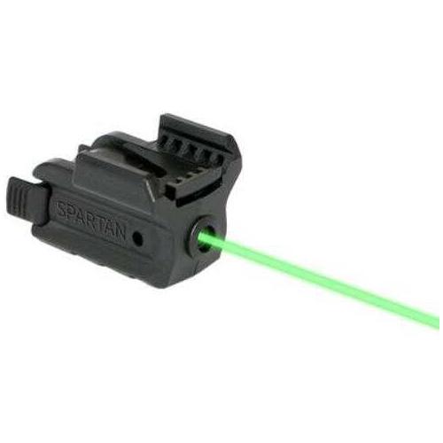 Lasermax Laser Rail Mount Green Spartan