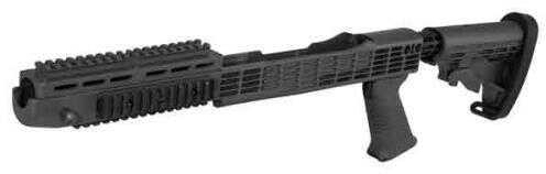 TAPCO Stock Tactical Trainer Ruger® 10/22® Polymer Black