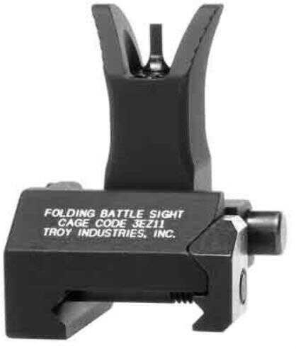 Troy BATTLESIGHT Front Folding M4 Style Black