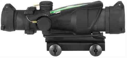 Trijicon ACOG 4X32 .223 Army Green Chevron BAC W/Ta51 Mount
