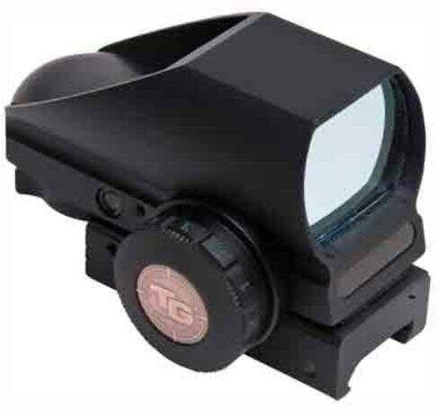 Truglo TRU-Brite Red/Green Sight 5 MOA Dot Black Matte