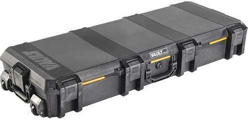 "Pelican Vault Tactical Rifle Case W/ Wheels/Foam 44"" Black"