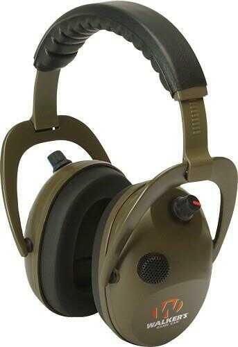 Walker Game EarWALKERS Game Ear Alpha Power Muffs ELEC. DMAX Md: GWP-WREPMBN