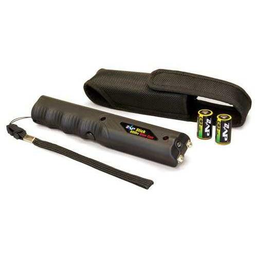 PS Products Zap Stick/Flashlight 800000 Volts Black