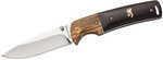 "Browning 3220231 Buck Mark Hunter Folder 3"" 8Cr13MoV Stainless Steel Drop Point Hardwood"
