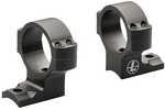 Leupold Backcountry Scope Mounts Integral Rings 30mm Diameter, Medium Height, Browning AB3, Matte Black