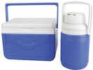 Coleman 6 Can Fliplid Cooler and 1/3 Gallon Beverage Jug Combo.