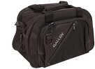 The Mobile Range Bag From Allen features a Shoulder Strap With Metal Hardware, Padded Pistol Rug, Hard Bottom Liner, And An Exterior Pocket.