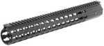 "Leapers Inc. UTG Pro Keymod Handguard Ruger RPR 15"" Super Slim Free Float, Black"