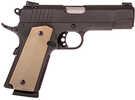 Taurus 1911 Commander 45 Automatic Colt Pistol (ACP) Single 4.25