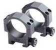 "Badger High Ring 34mm 1.0"" Steel Rings Set Black Md: 306-14"