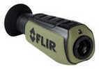FLIR Scout II, FLIR Scout Series Thermal Camera, With WhiteHot, BlackHot, And InstAlert. FLIR Digital Enhancement, Embed