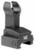Model: Flip-up Front Finish/Color: Black Fit: AR Rifles Type: Sight Manufacturer: Midwest Industries Model: Flip-up Front Mfg Number: MCTAR-FFG