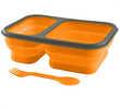 Model: FlexWare Mess Kit Finish/Color: Orange Size: 2.75