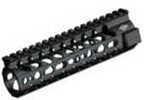 "Yankee Hill Machine Co S.L.K. Handguard Carbine Length 7.3"" KeyMod Sides with Picatinny Top Black Finish YHM-5220"