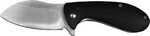 ABKT Elite Grunt liner lock ball bearing folder, 8CR13MOV hollow ground blade, Black contoured G10 handles with pocket clip.|0.24|5.25|2.0|1.0|Blade length: 2.50 in|Overall length: 5.50 in|Blade mater...