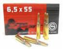 GECO Target 6.5x55 Swedish Mauser Express Tip 156 Gr (Per 20) 281540020