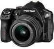 Pentax K-30 Lens Kit Black W/DA 18-55 WR Md: 15601