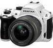 Pentax K-30 Lens Kit White W/DA 18-55 WR Md: 15724